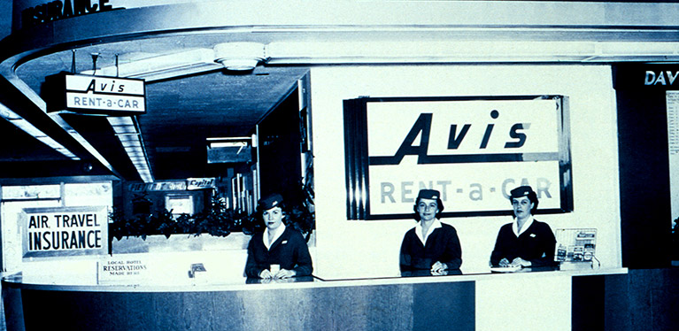 1950's Avis