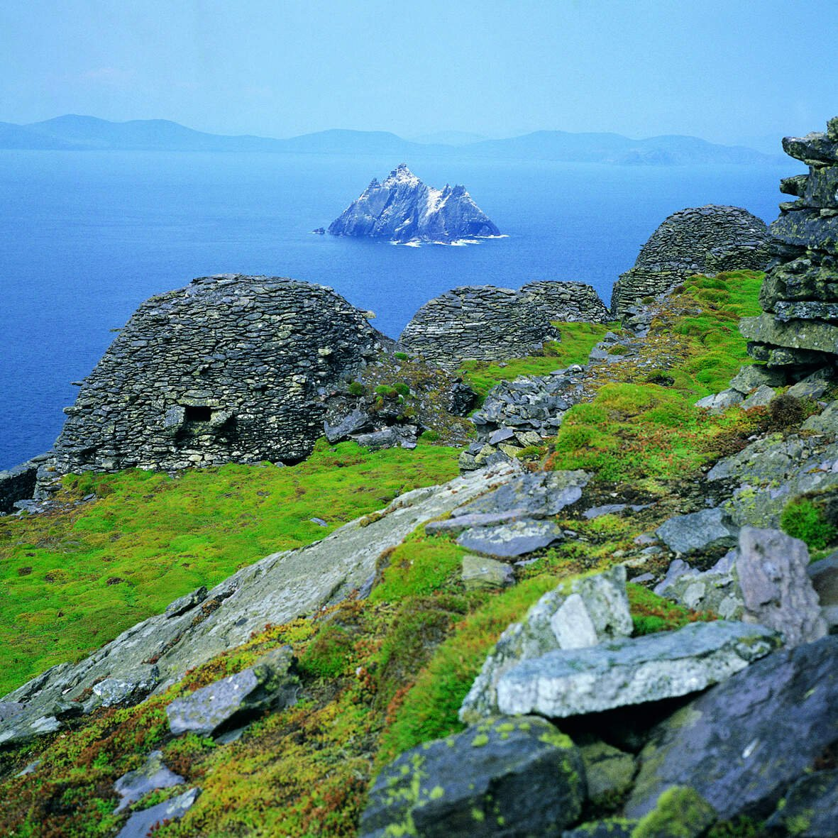 Skellig Islands Co Kerry