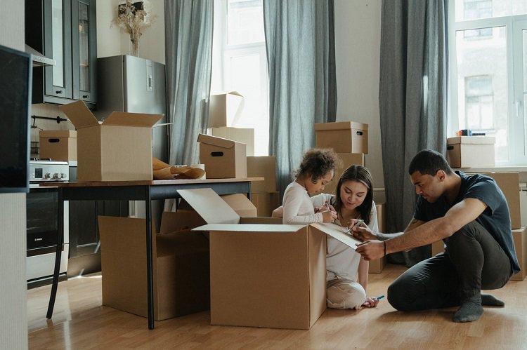 Avis Van Hire Dublin - House Move